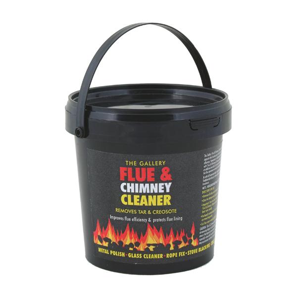 FLUE & CHIMNEY CLEANER
